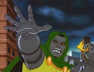 Doctor Doom SMAF