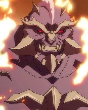 Doomsday Dc Animated Film Universe Villains Wiki Fandom