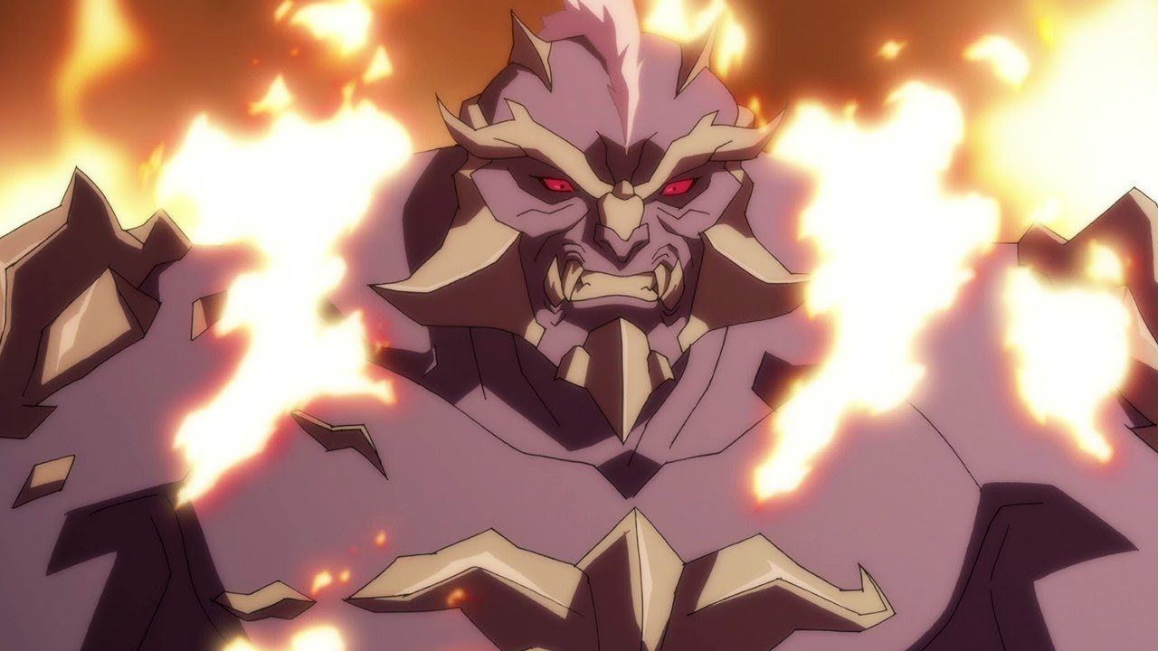 Doomsday Dc Animated Film Universe Villains Wiki Fandom