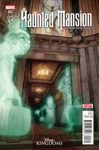 Haunted Mansion 2 Cover