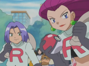 Jessie and James (AG068)
