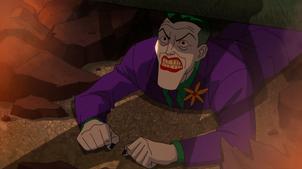Joker Defeated