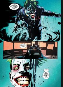 Joker in BatCave