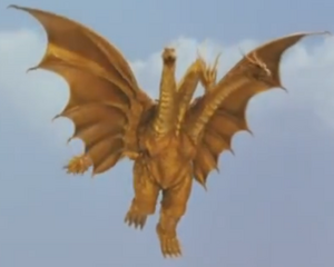 King Ghidorah (Rebirth of Mothra III) 10