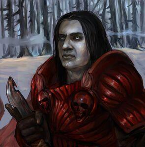 Ramsay Snow armor