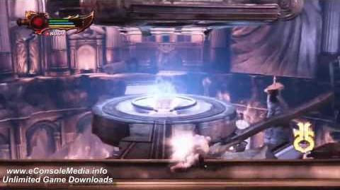God of War 3 - Kratos vs Zeus Final Battle pt 1 3 HD