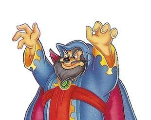 Merlock the Magician