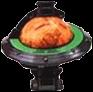 Meteorite Fall Météorite osei Saturn Model