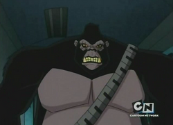 Monsieur Mallah Teen Titans