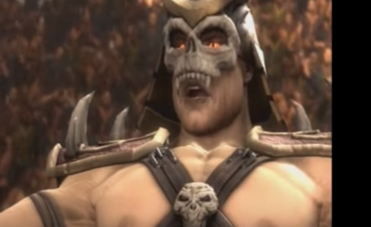Mortal Kombat Story Mode Chapter 11 Liu Kang Vs Shao Kahn YouTube