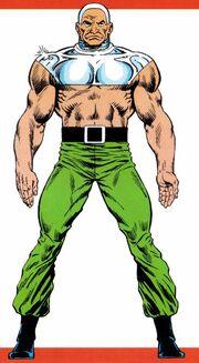 Ramrod (Cyborg) (Earth-616) 1