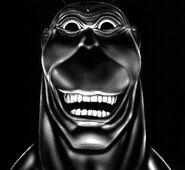 Terraformar evil smile