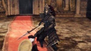 Dark Souls 2 Old Dragonslayer Boss Fight (4k 60fps)