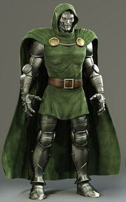Doctor Doom MUA