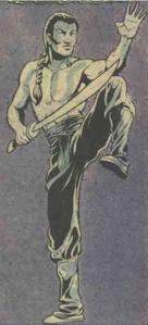 Fu Manchu (Master of Kung Fu Vol 1 124)