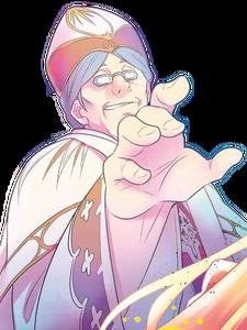 High Priest Manga