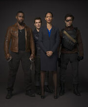 Suicide Squad Arrow TV Series-1