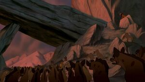 The Lion King - Act III - Pride Rock - 5