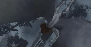 Aleera flying video game
