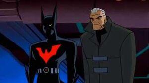 Batman Beyond Sneak Peek dies