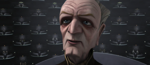 Chancellor Palpatine secure