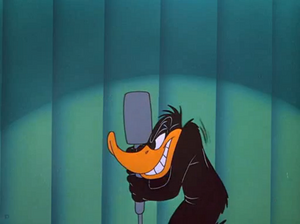Daffy laugh