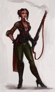 Female Vox Concept