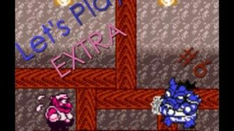 Let's Play Wario Land II EXTRA - 6 - Pumba the cave master!