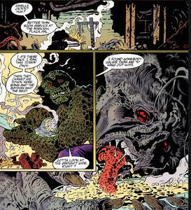 Man-Bat and Killer Croc 3