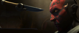 Maul knife