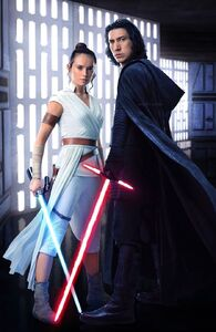 Rey and Kylo EW cover textless