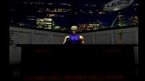 Tekken 2 Lee Chaolan - Treachery