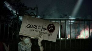 The Cordis Die Sign