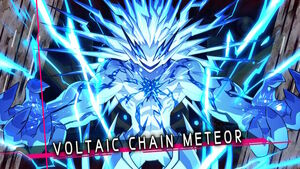 Voltaic Chain Meteor
