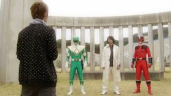 6th Sentai spirit