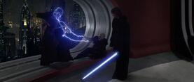 Anakin allowing