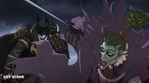 Batman Ninja Batman vs Joker Final Fight HD