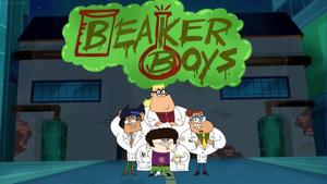 Beaker Boys Title
