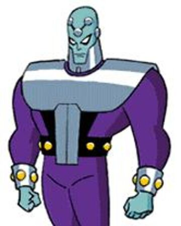 Brainiac Dc Animated Universe Villains Wiki Fandom