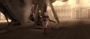 Chancellor Palpatine ramp