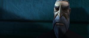 Count Dooku foreshaken