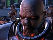 Darth Malgus Cold War
