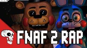 "Five Nights At Freddy's 2 Rap by JT Machinima ""Five More Nights"""