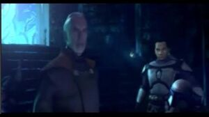 Jango Fett is Recruited By Count Dooku to be Cloned - Star Wars Bounty Hunter Video Game Cutscene