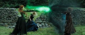 Lamia magic duel