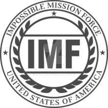 Logo of Impossible Mission Force