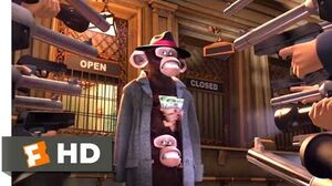 Madagascar (2005) - Caught in Grand Central Station Scene (1 10) Movieclips