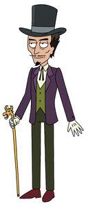 Mr. Lucius Needful