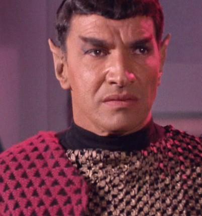 Romulan Commander (Balance of Terror)   Villains Wiki   FANDOM powered by Wikia