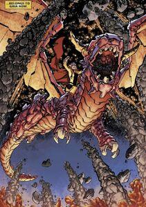 Tara Markov Dark Multiverse Teen Titans The Judas Contract 012
